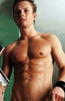 Adam Rickitt shirtless 3