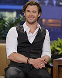 Chris Hemsworth interview